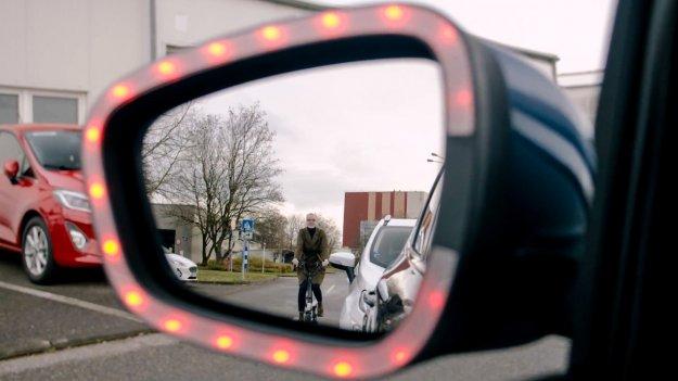 Nova inovacija za varnost kolesarjev
