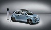 Novi Fiat 500 kot čisti električar