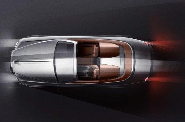 Edinstven Rolls-Royce Dawn