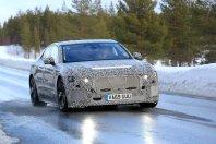 Ujet na testu: električni Jaguar XJ