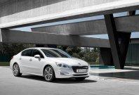 Znanih še nekaj podrobnosti o Peugeotu 508