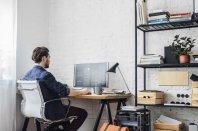 Kako biti produktiven tudi pri delu od doma?