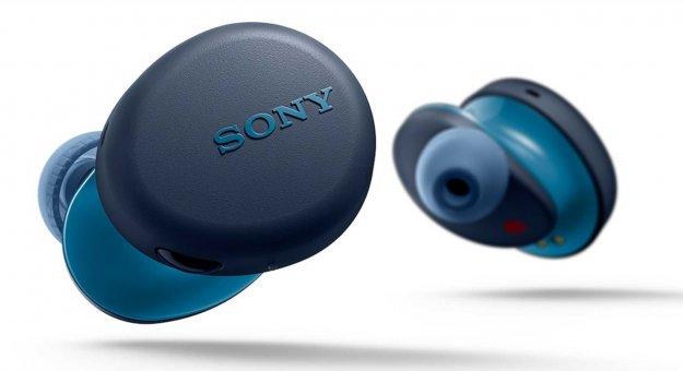 Sony WF-XB700 in WH-CH710N