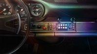 Klasični Porscheji s sodobnimi multimedijski vmesniki