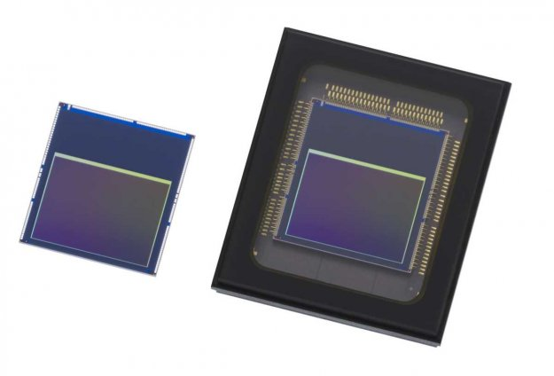 Sonyjevi senzorji vida