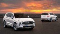 Novi Hyundai Santa Fe: Preobrazba že po dveh letih