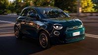 Električni Fiat 500