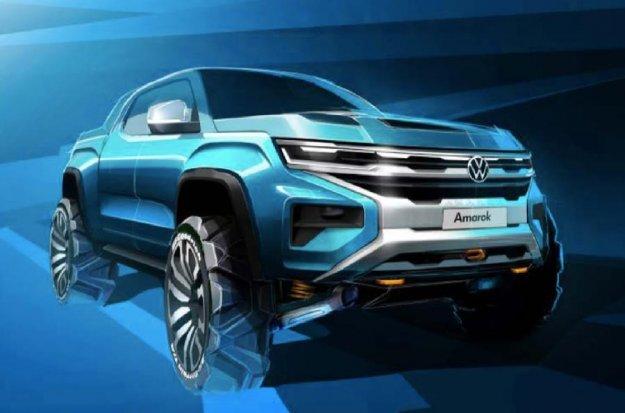 VW in Ford skupaj kujeta načrte