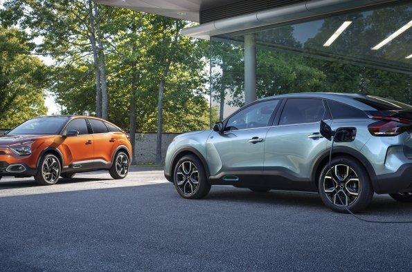 Francoska elektro ofenziva: Novi Citroën C4 tudi le na elektriko