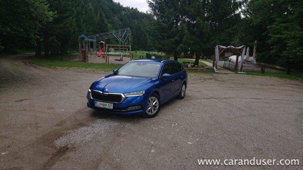 Škoda Octavia (2020)