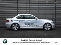 BMW koncept ActiveE
