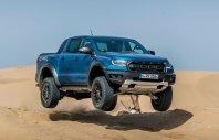 Ranger Raptor na domačih tleh s prisilno polnjenim V6 bencinarjem!