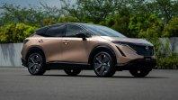 Nissan Ariya: študija je postala resničnost