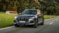Audi SQ7 in SQ8: Nasvidenje dizel, dobrodošel bencinski V8
