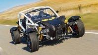 Ariel Nomad R: asfaltni buggy s 500 KM na tono
