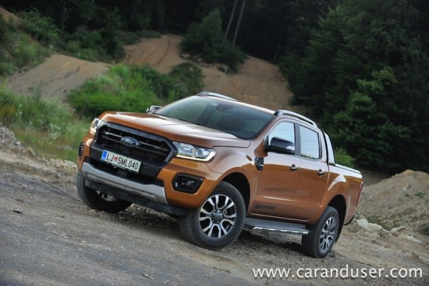 Ford Ranger DoubleCab Wildtrak 2.0 TDCi 4x4 AT