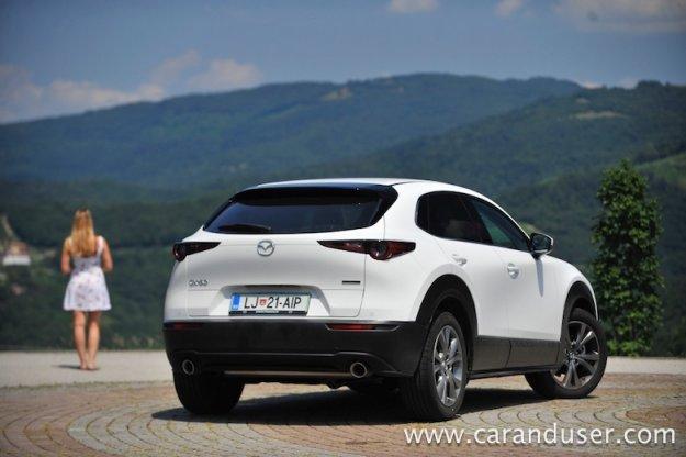 Mazda CX-30 Skyactiv-X 180 GT Plus