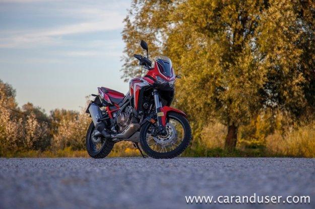 Honda CRF1100A Africa Twin (2020) ENDURO