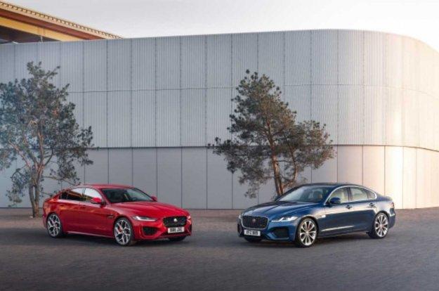 Osveženo: Jaguar XF