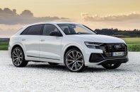 Audi Q8 še kot priključni hibrid