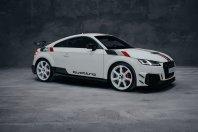 Omejeno le za domač trg: Audi TT RS 40 Jahre