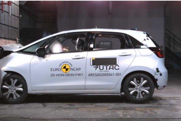 Nova Honda Jazz e: HEV z odliko na strožjih varnostnih testih