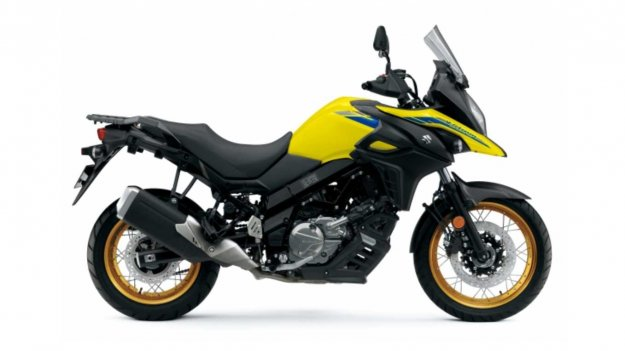 Suzukijeva serija 650 v 2021 z ve? odtenki