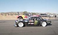 Hoonicorn vs. the World: Lahko Trophy Truck odpravi napumpanega Mustanga?