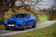 Novo: Jaguar F-Pace SVR