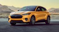 Še hitrejši električni Mustang