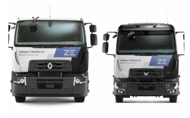 Renault Truck bo širil električni pogon gospodarskih vozil