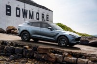 Q by Aston Martin predstavlja DBX Bowmore Edition