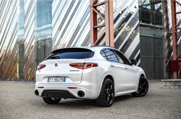 Kmalu: Alfa Romeo Stelvio Veloce Ti