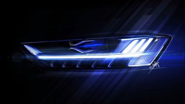 Audijeve nove tehnologije luči