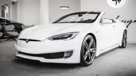 Ares Design Tesla Model S kabrio