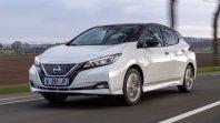 Nissan s posebno serijo obele�uje 10. obletnico elektri?nega Leaf
