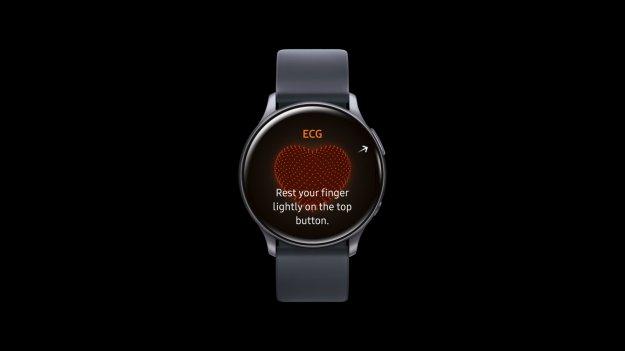 Merjenje krvnega tlaka in elektrokardiogram na Galaxy napravah na voljo tudi v