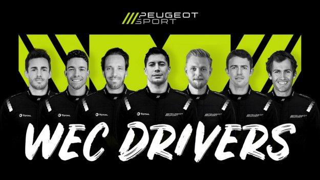 V Peugeotovem novem Le Mans dirkalniku kar trije iz Formule 1