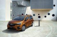 Novo: Prihaja električni Opel Combo-e Life