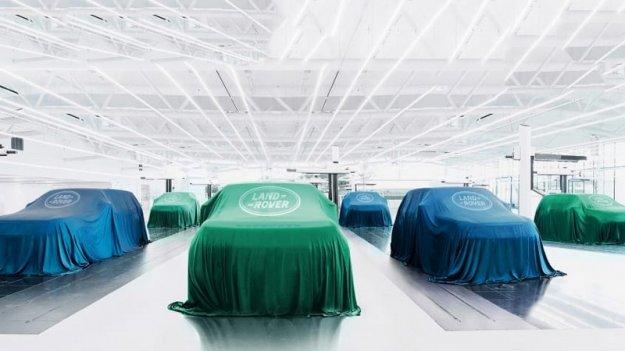 Jaguar od leta 2025 le še električno