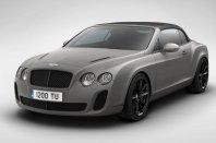Bentley za drsalce