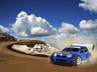 Duster proti Pikes Peaku