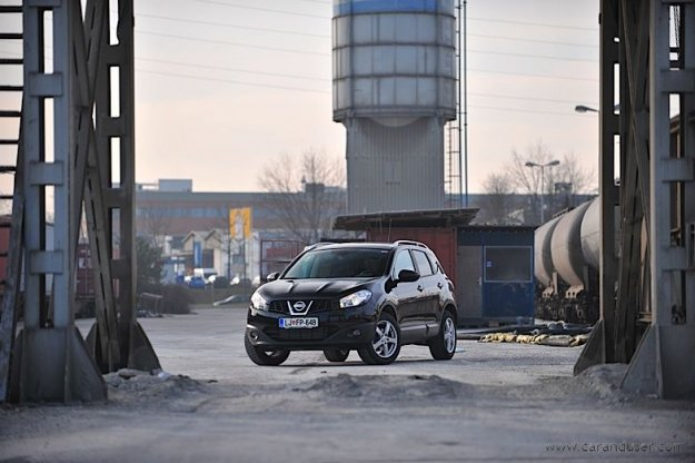Nissan Qashqai MC 2.0 dCi PREMIUM A/T 4WD