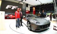 Ferrari napada Kitajsko