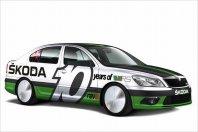Škoda Octavia RS za 320 km/h