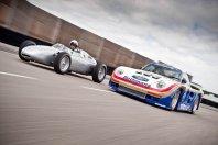 Porsche na Festivalu hitrosti v Goodwoodu