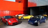 Ferrari z drugačnimi odtenki