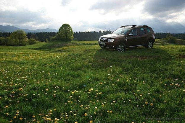 Dacia Duster Ambiance 1.6 16V