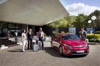 Opel bo na izposojo z elektriko