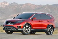 Osvežena Honda CR-V